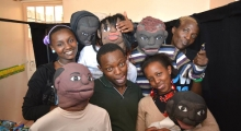 Puppetry / Theatre Training - Jun 2013